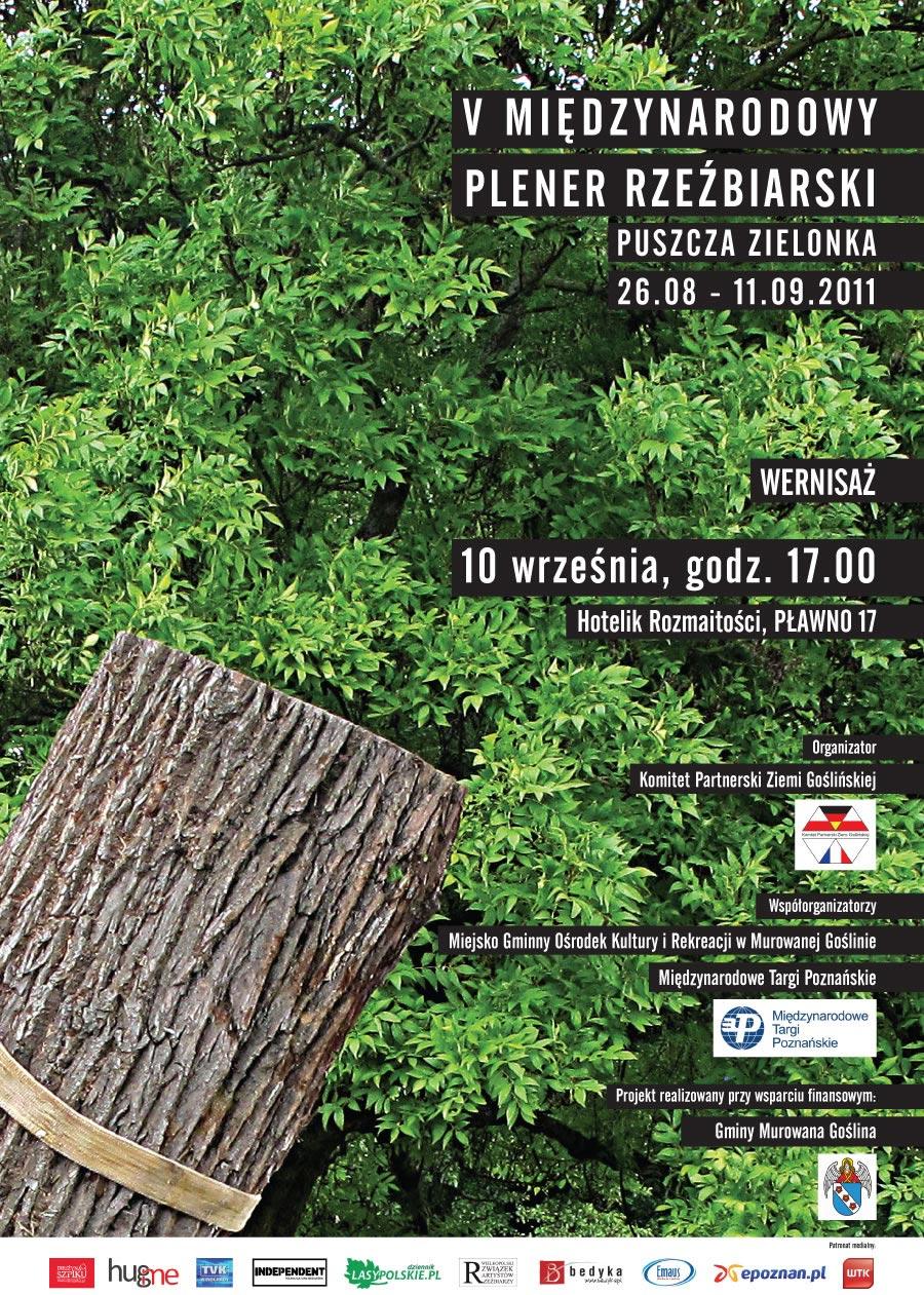 Międzynarodowy-Plener-Rzeźbiarski-Puszcza-Zielonka-2011