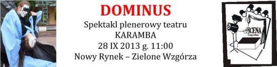 Dominus - 28 IX 2013