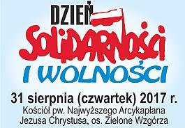 Obchody Dnia Solidarności i Wolności
