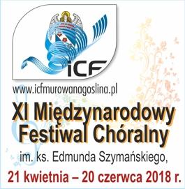 XI Międzynarodowy Festiwal Chóralny
