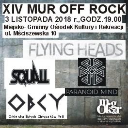 XIV Mur off Rock