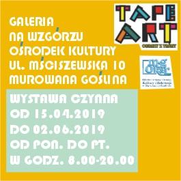 Tape Art - Obrazy z Taśmy