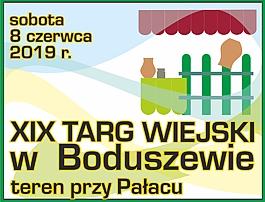 XIX Targ Wiejski w Boduszewie