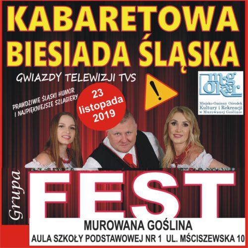 Kabaretowa Biesiada Śląska