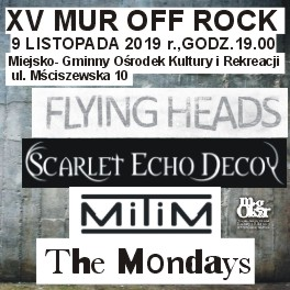 XV Mur Off Rock