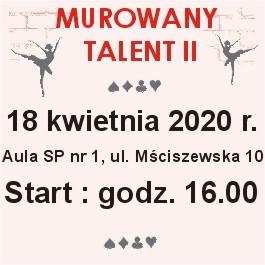 Murowany Talent II